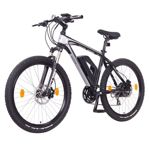 Mountain Bike E-Bike NCM Prague + 2016, 26 pulgadas
